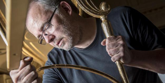 Michael Hammers, Staatsoper Berlin, Generalinstandsetzung © Holger Talinski 2017