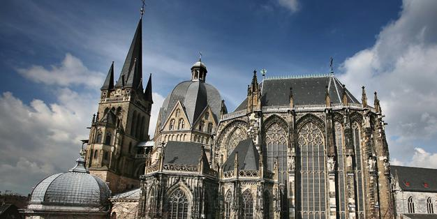 Aachener Dom, Foto: dpa picture-alliance