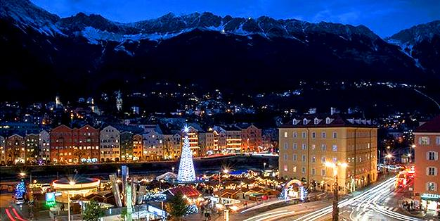 Schmiede Aachen Innsbruck Schonster Weihnachtsmarkt Europas